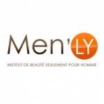 Logo de men'ly, institut de beauté pour hommes à Rennes