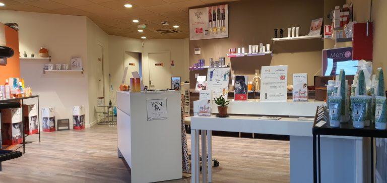 Accueil de votre institut de beauté pour hommes à Rennes